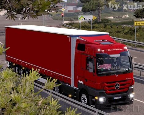 Tuzla-Transport