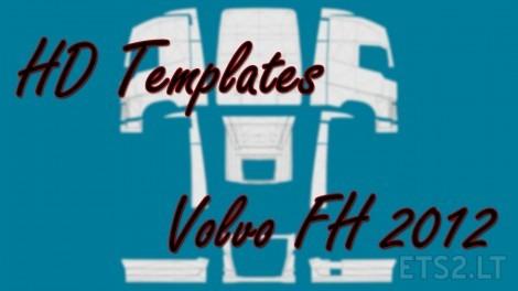 Volvo-FH-2012-HD-Templates