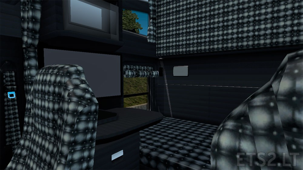 Kenworth t680 new classic interior ets 2 mods for Classic 3