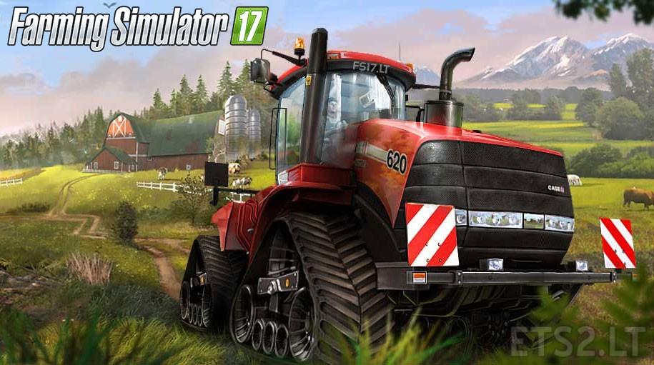 скачать мод на farming simulator 17