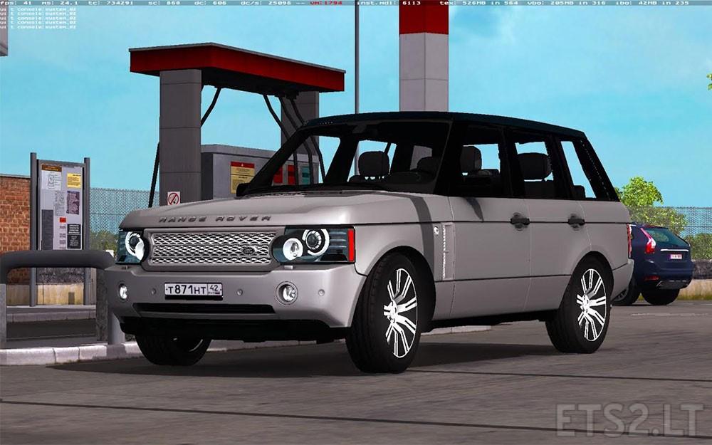 bcc605d9c7 Range Rover Supercharged 2008 – Autonomous