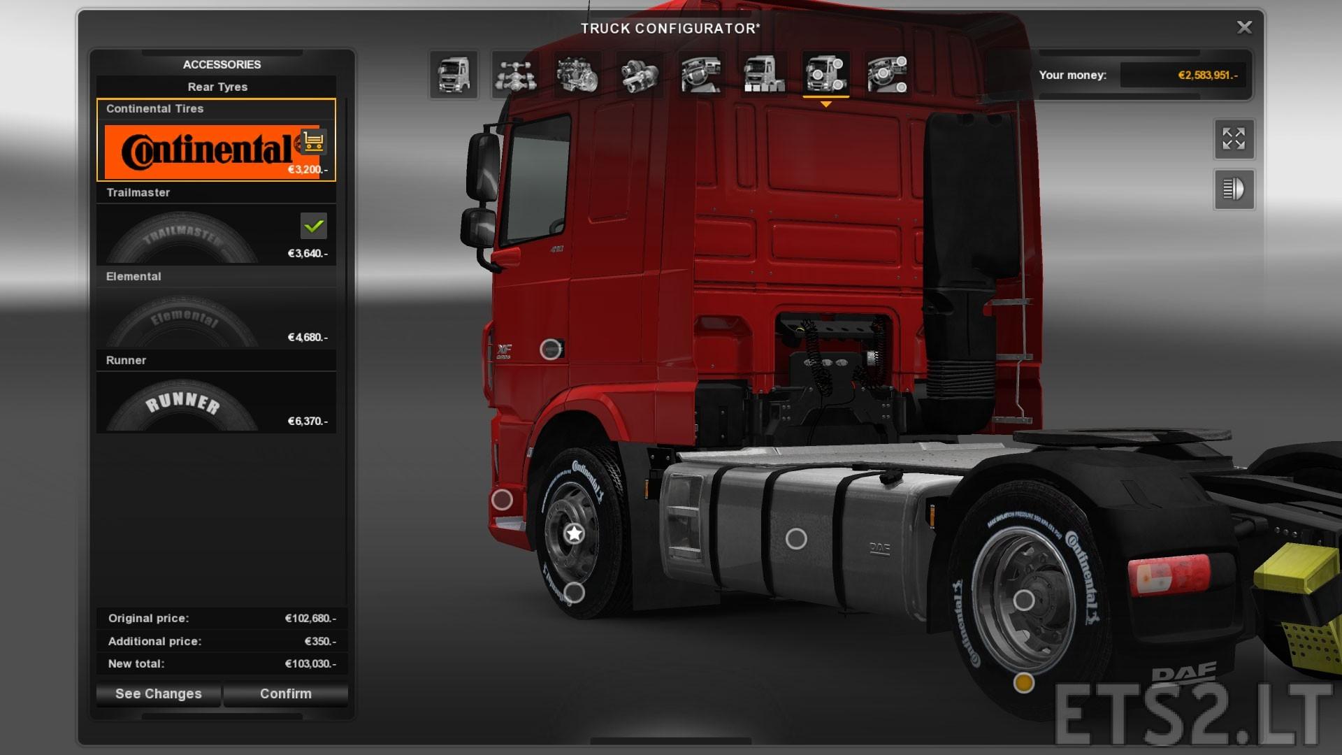 Continental-Tires-&-Chrome-Rims-2