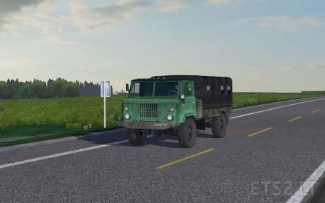 GAZ-66-2