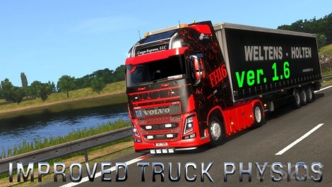 Improved-Truck-Physics