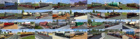 Railway-Cargo-Pack