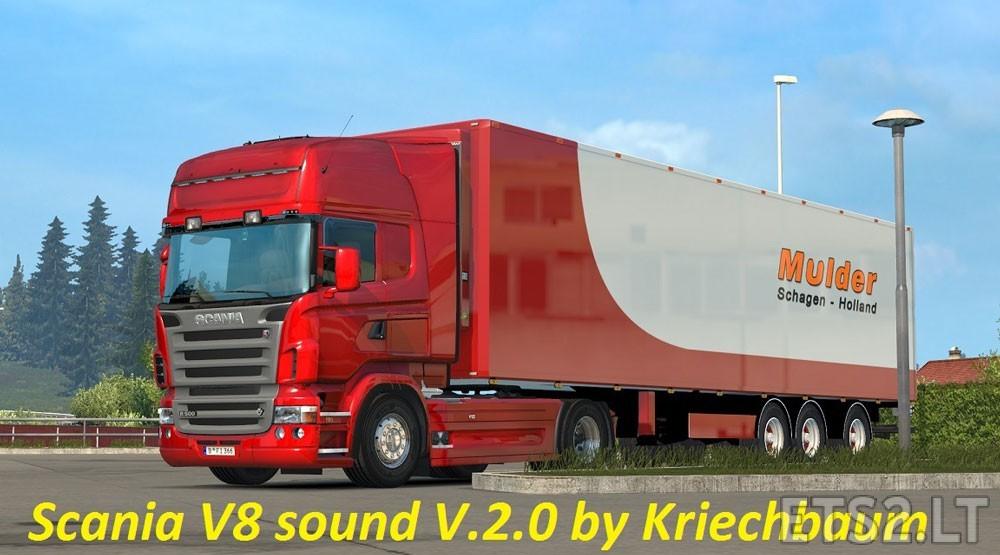 Stock-V8-Sound