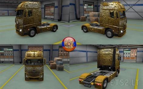 gold-skin