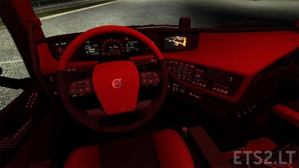 red-black-interior