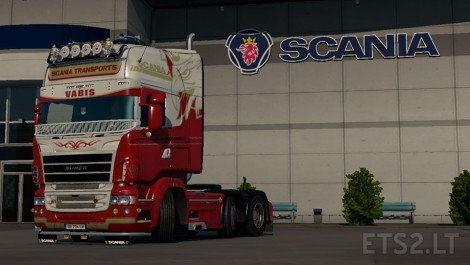 scania-transports