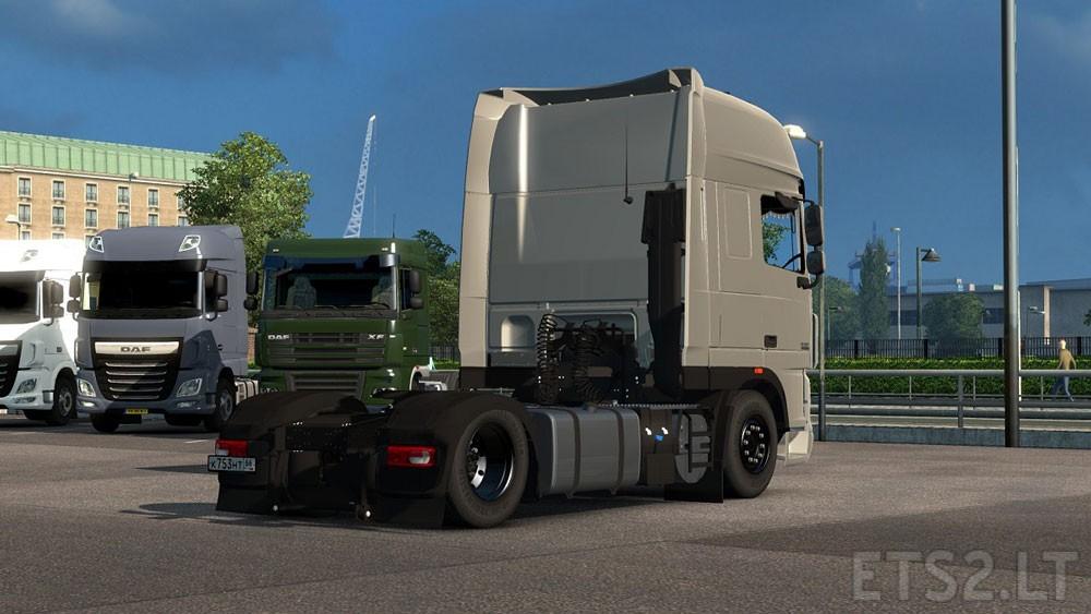 DAF XF 105 Euro Truck Simulator 2  GameMods15  Euro