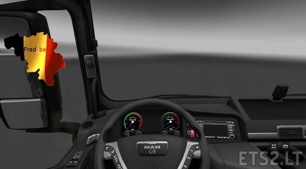 Dashboard-for-MAN-TGX-1