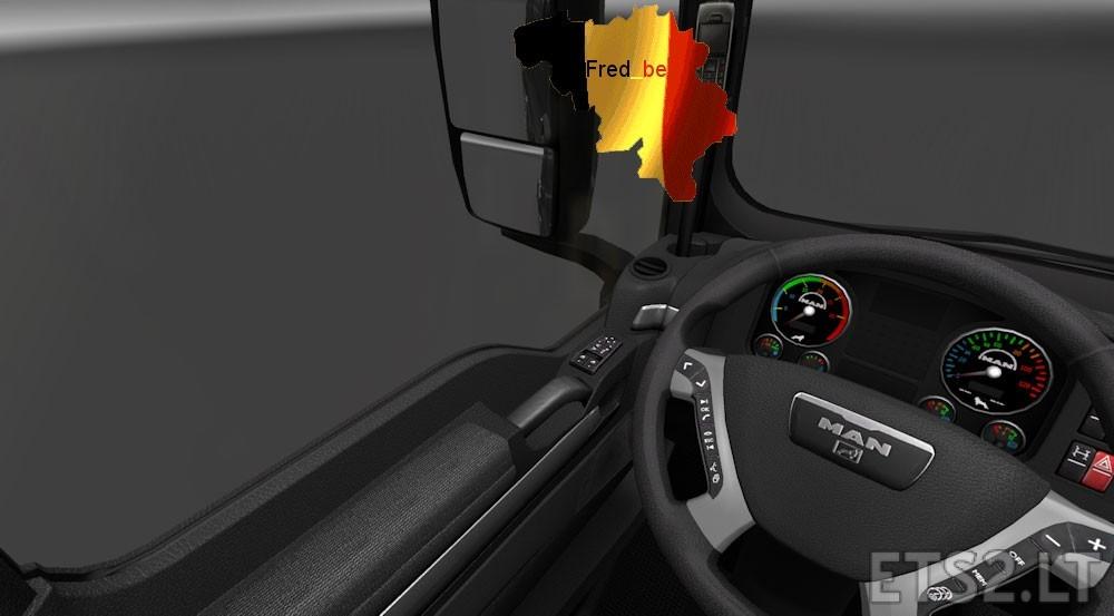 Dashboard-for-MAN-TGX-2