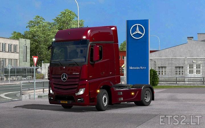 Mercedes-Sounds