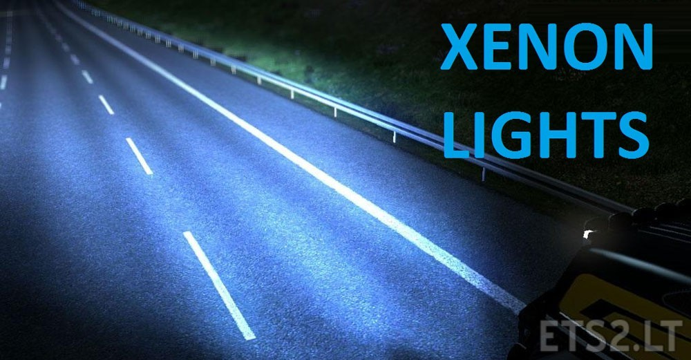 Xenon-Lights