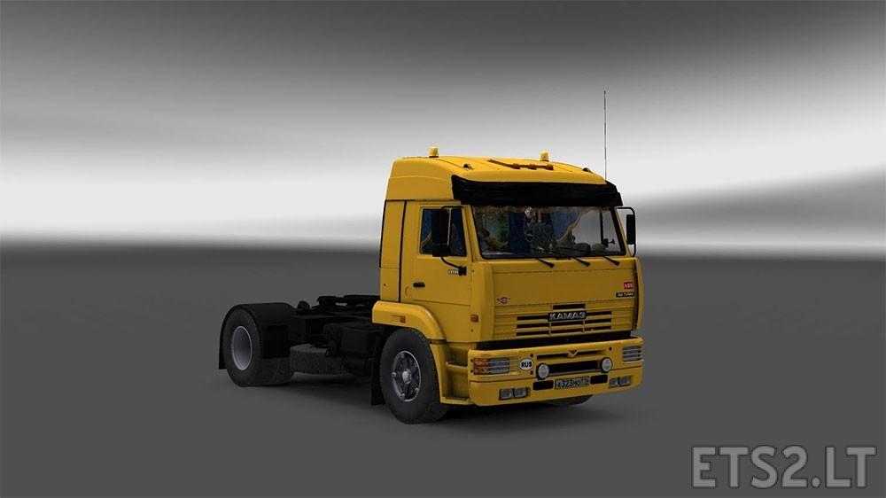 kamAZ-5460-3