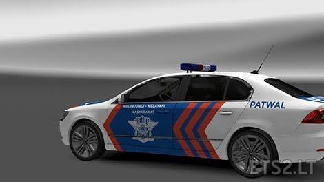 police-indonezia