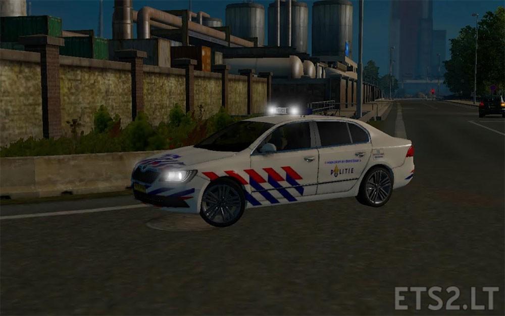 politie-skin