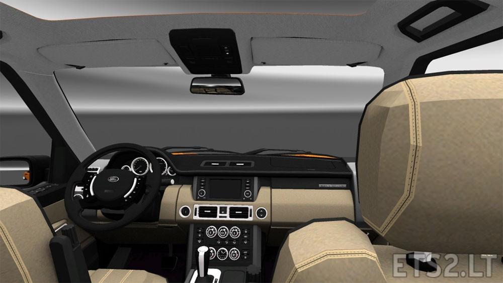 rover-interior