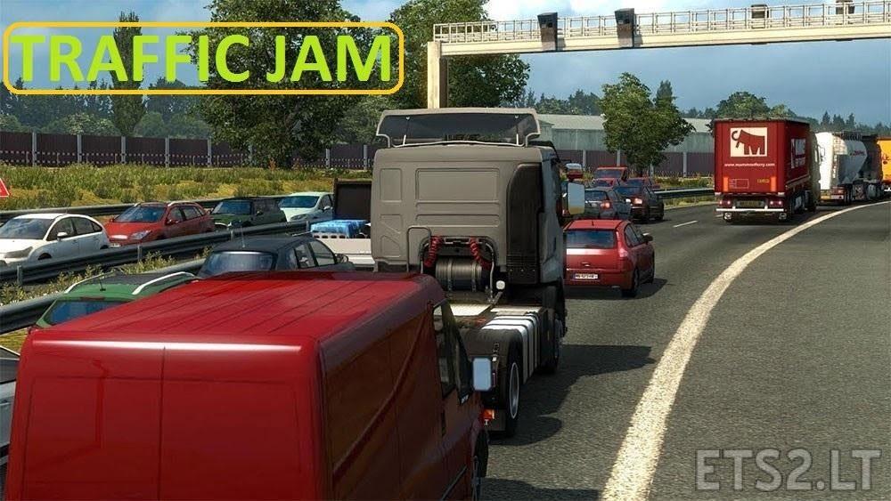 Traffic Jam V 1 2 Ets 2 Mods