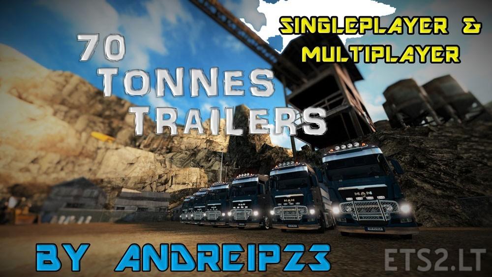 70-Tonnes-Trailer
