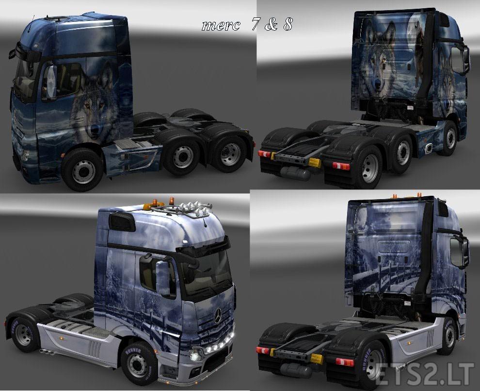 Actros-Skin-Pack-1