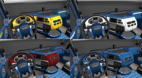 DAF-XF-Euro-6-Interiors-Pack