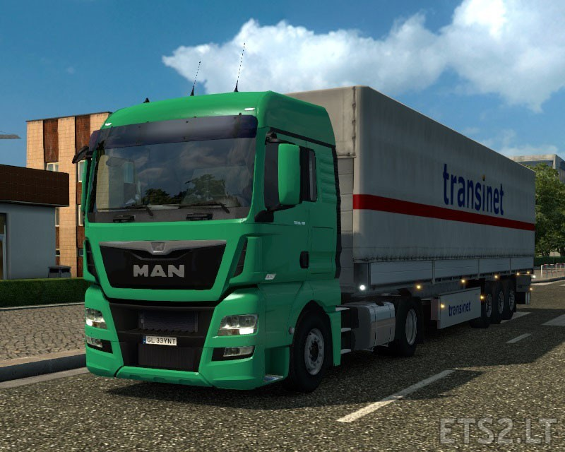 man tgx euro 6 v 1 7 ets 2 mods. Black Bedroom Furniture Sets. Home Design Ideas