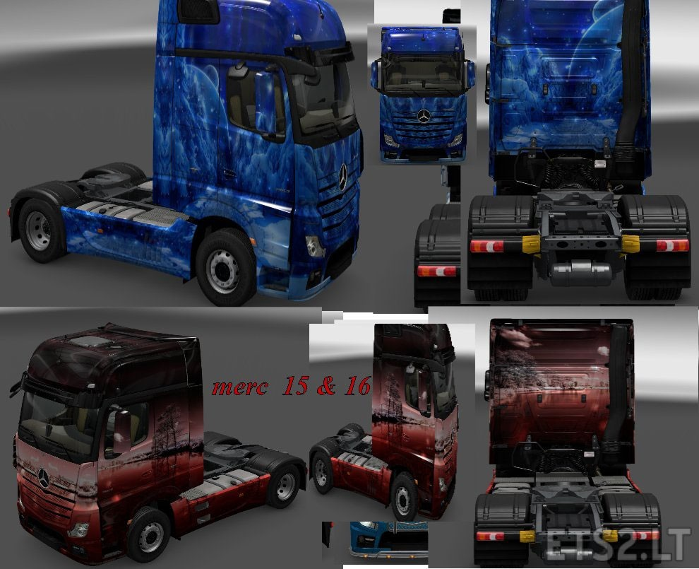 Mercedes-Actros-Skins-Pack-2