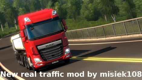 New-Real-Traffic-Mod
