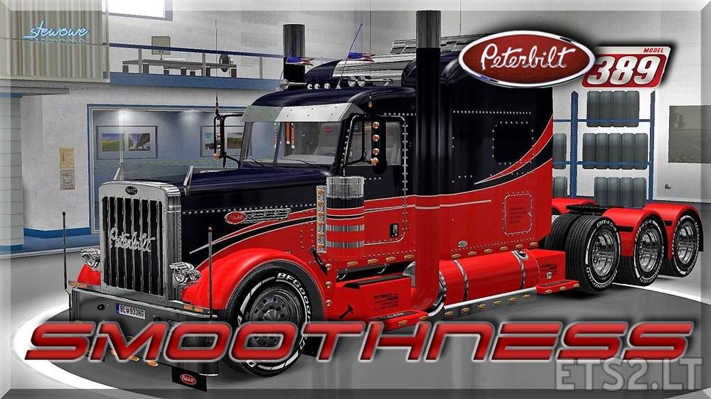 Peterbilt-389-Smoothness