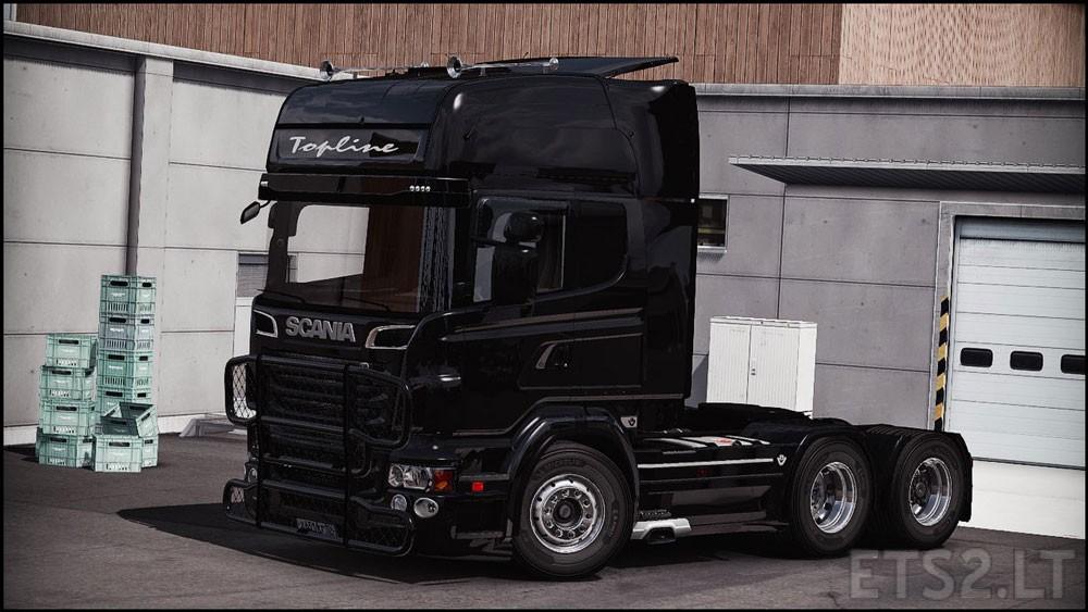Scania Mega Mod Ets 2 Mods