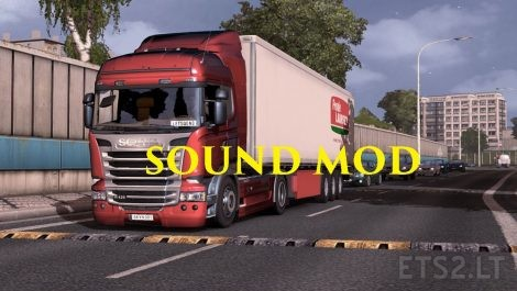 Scania-V8-Sound-Pack