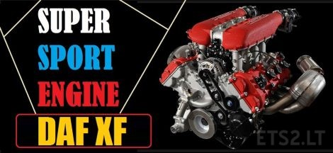 Super-Sport-Engine
