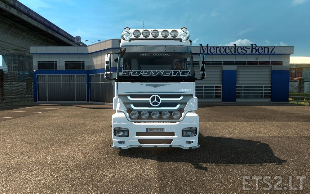 Turkish job mercedes benz axor download free game mods for Job at mercedes benz