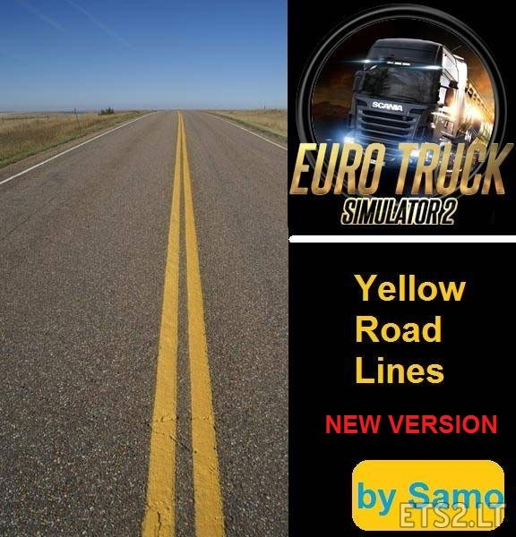 Yellow-Road-Lines