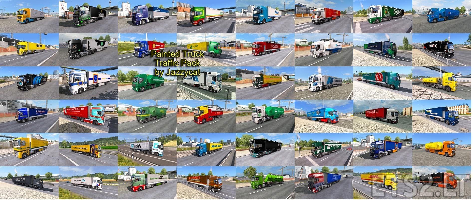 painted-trucks