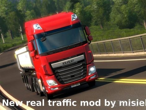 real-traffic-mod