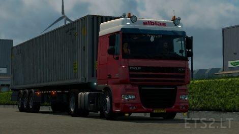 Alblas-Transport-'s-Gravendeel