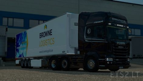 Browne-Logistics