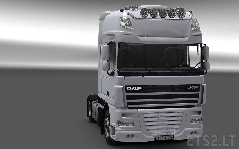 DAF Tuning  ETS 2 mods  Part 6