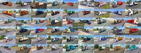 Painted-Truck-Traffic-Pack-2