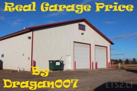 Real-Garage-Price