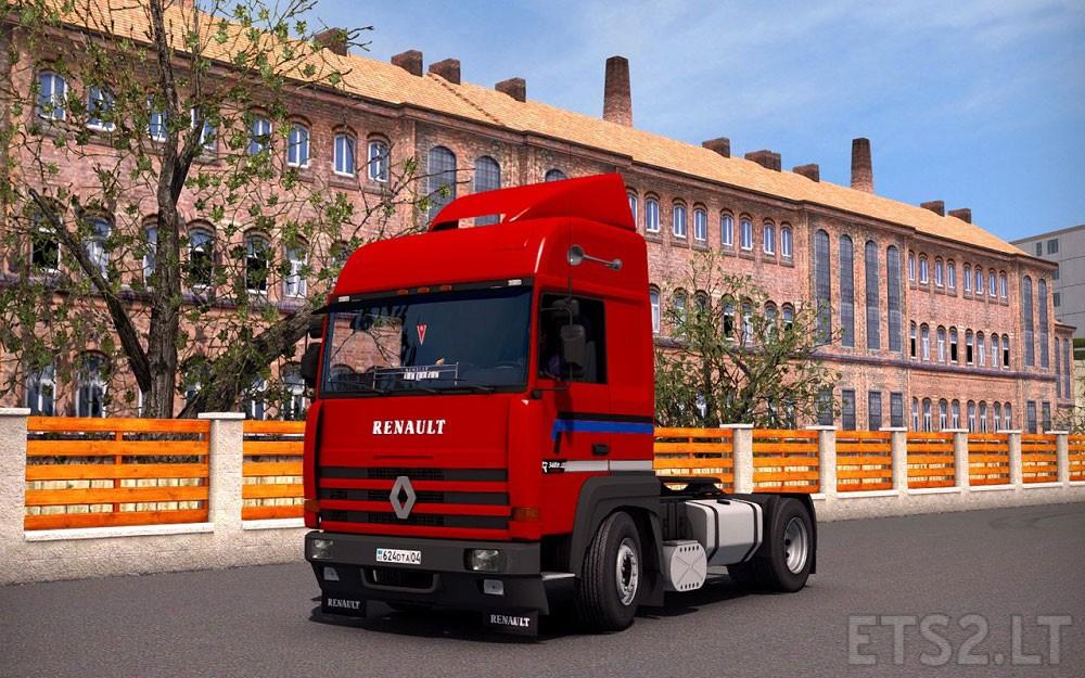 Renault Major Ets 2 Mods
