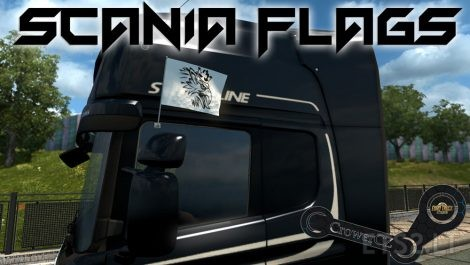 Scania-Flags