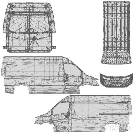 Template-for-Mercedes-Sprinter