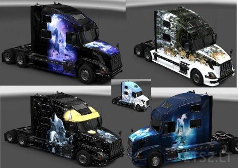 Volvo-VNL-Skin-Pack