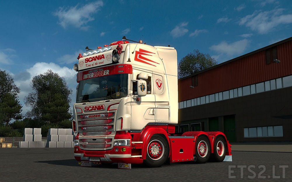 Scania R & Streaml...