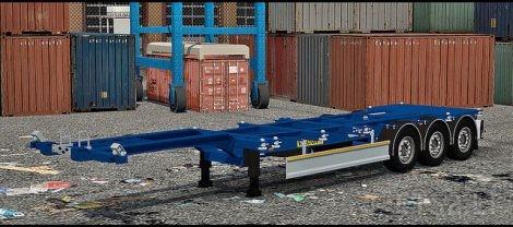 Wielton-Container-Platform