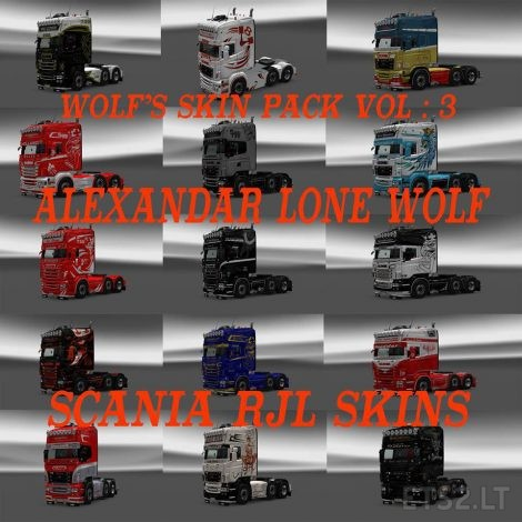 Wolf's-Skin-Pack