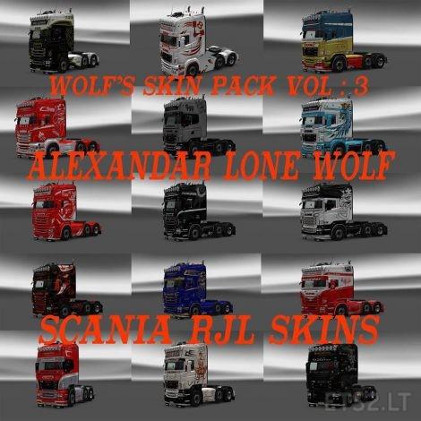 Wolf's-Skin-Pack